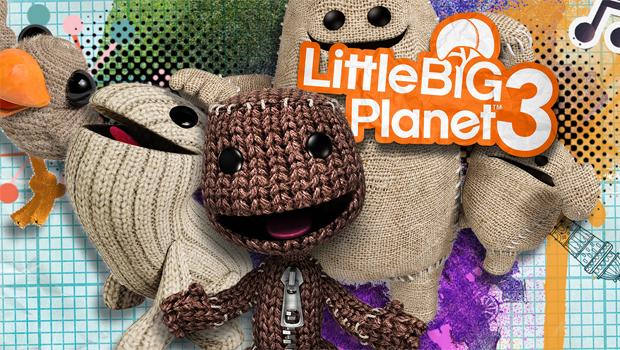 Découvrez Little Big Planet 3 sur PS3 et PS4!