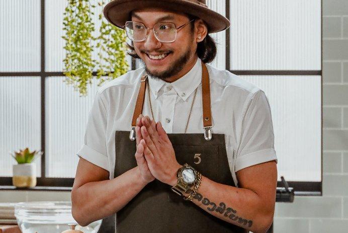 5 chefs dans ma cuisine (Ross Louangsignotha)