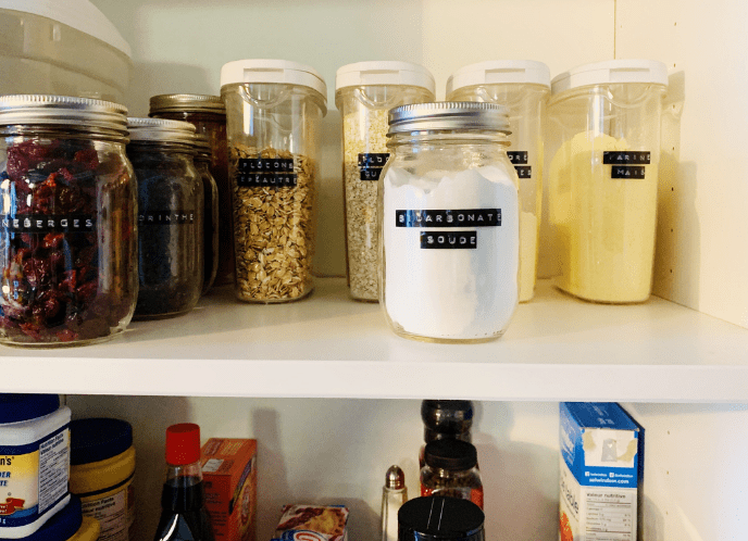 L'armoire culinaire