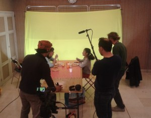 Atelier cinéma jeune public, animation journée pocket film