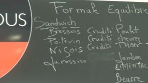 Quel accès à l'alimentation pour les étudiants?