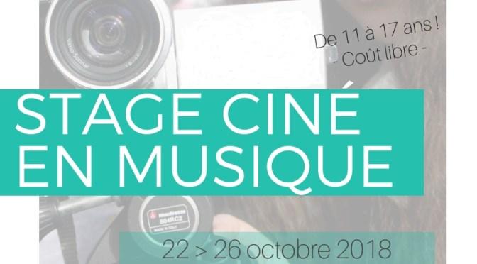 Stage Vidéo Jeunes 2018 – Inscriptions ouvertes !