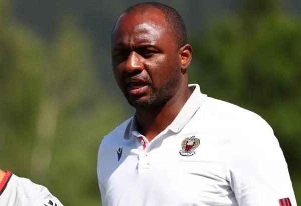 Vieira confirme des absences importantes pour le match face à l'ASSE