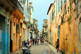 Cuba - Z letalom na poti