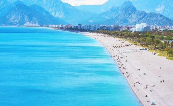 Antalya - Z letalom na poti