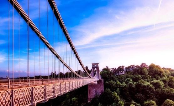 Bristol - Z letalom na poti