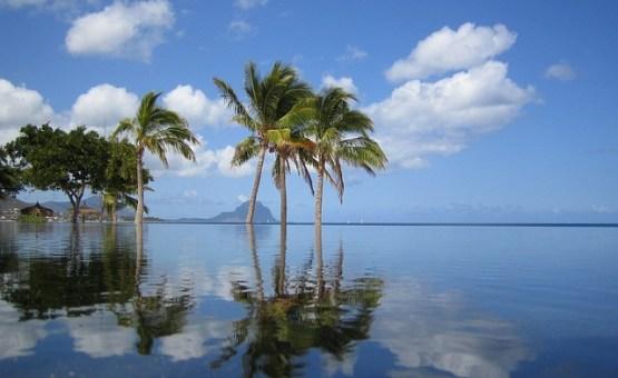 Mauritius - Z letalom na poti