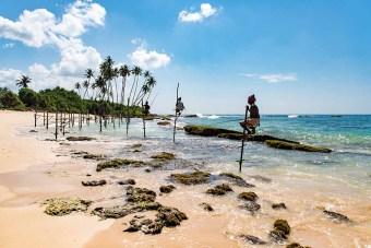 Sri Lanka - Z letalom na poti