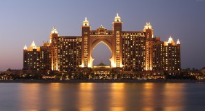 Dubaj - Z letalom na poti