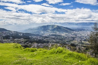 Ecuador - Z letalom na poti