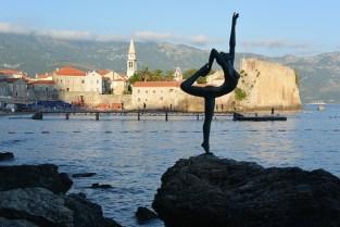 Montenegro - Z letalom na poti