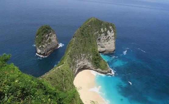 Bali - Z letalom na poti