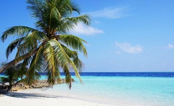 Maldives - Z letalom na poti