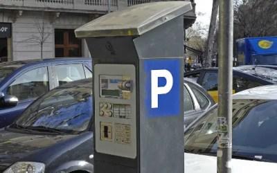 Recurrir multas de la zona azul, ¿es posible?