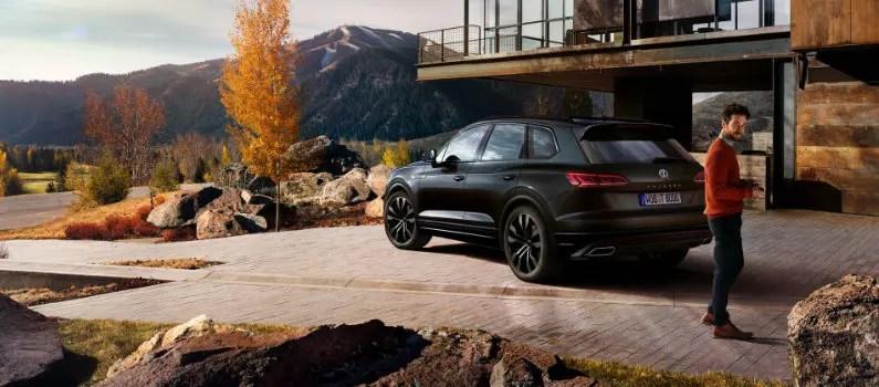 Volkswagen Touareg Oferta Renting