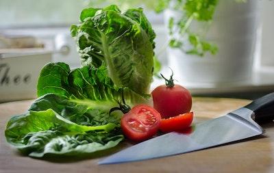 Lettuce Tomatoes