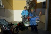 De retour en Bolivie, dodo au centre de santé