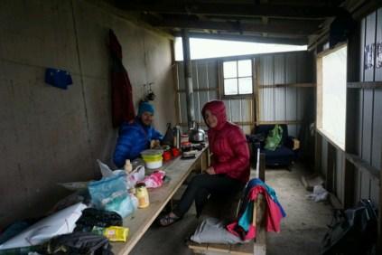 Jour de pluie à Puyuhuapi