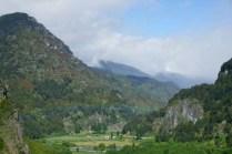 Une des vallées mystérieuses