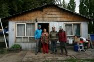 Manuel, notre hôte, et sa femme