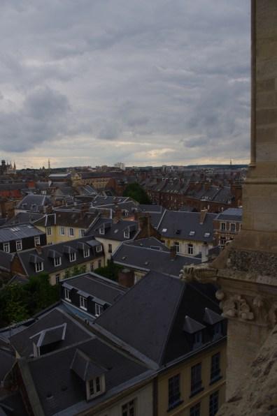 La Cathédrale d'Amiens, Picardie, 12 juin 2012, 17:19