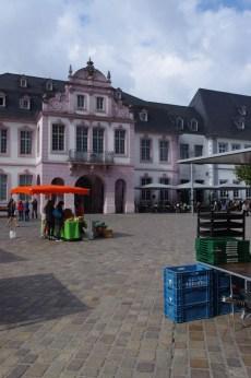 Trèves (Trier), 22 septembre 2012, 14:00