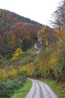 Neckarsteinach, 5 novembre 2012, 17:05