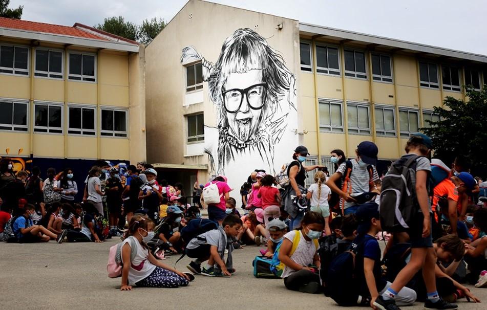 Parc Collège Paul Langevin Elne