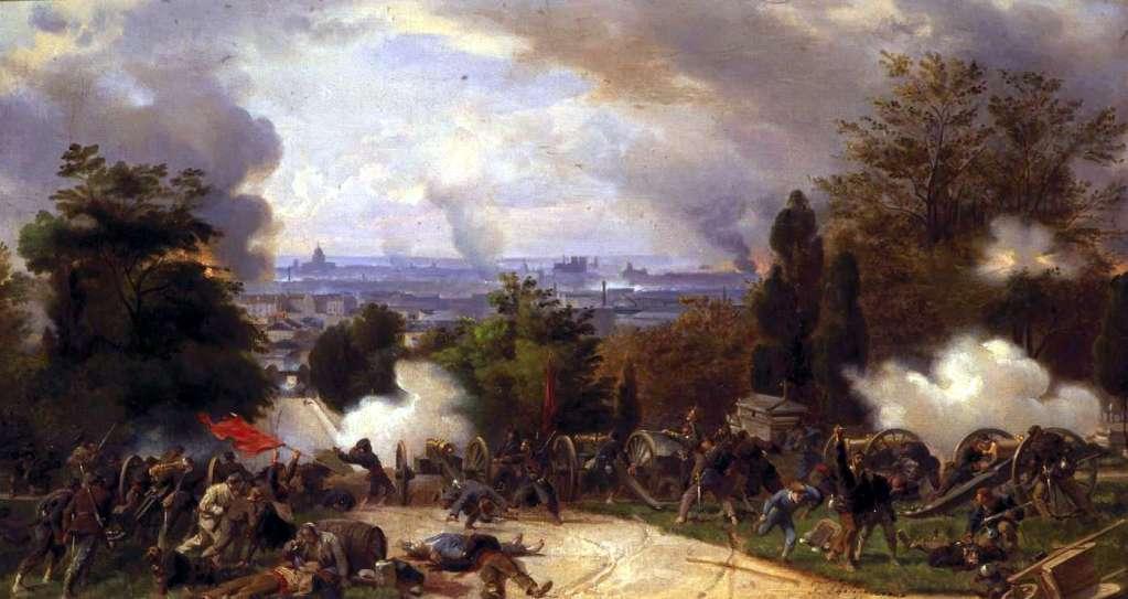 Philippoteaux-Massacre-au-cimetiere-du-Pere-Lachaise