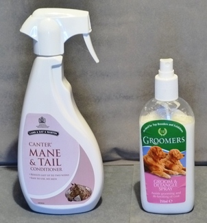 Mane and Tail spray