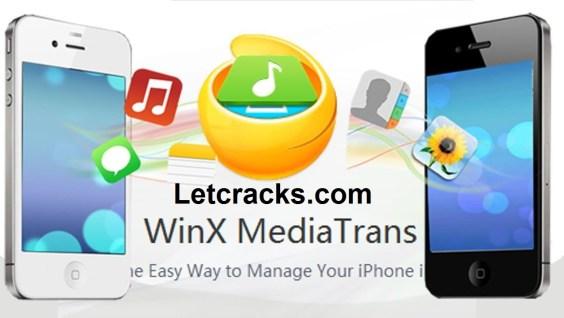 WinX MediaTrans License Key