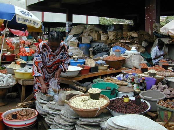 bien manger au Cameroun