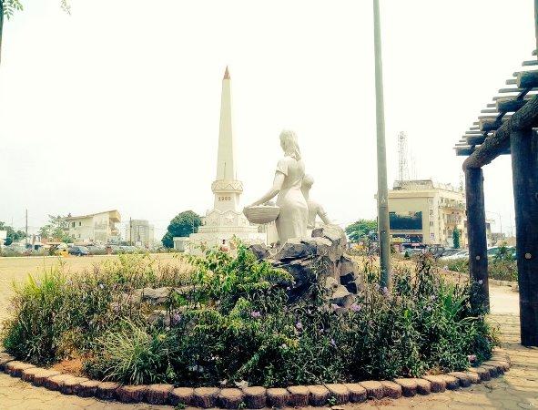Place de l'Indépendance de Yaoundé