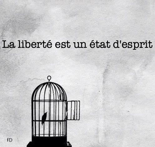 Prendre sa liberté