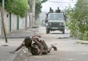 Violences 2005