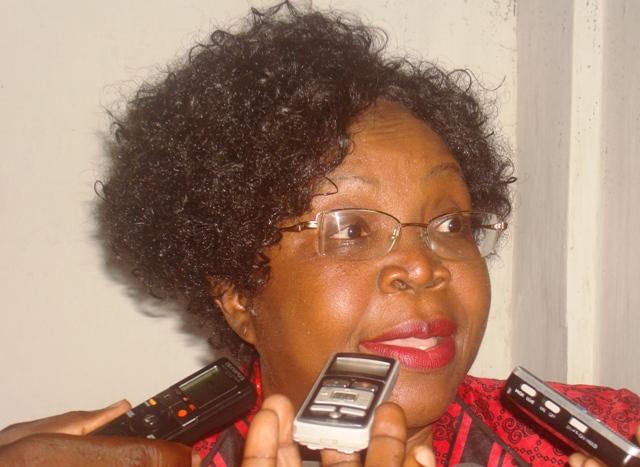 Mme Brigitte Adjamagbo-Johnson