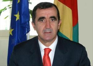 Nicolas Martinez Berlanga,chef de la délégationde l'UE au Togo