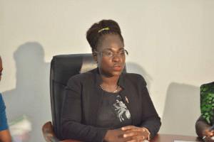 Mme Mivedor Gbadamassi, Directrice du FAIEJ