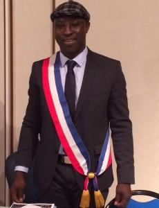 Simon Worou maire