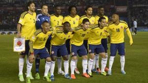 La Colombie est considérée comme les favoris du groupe C