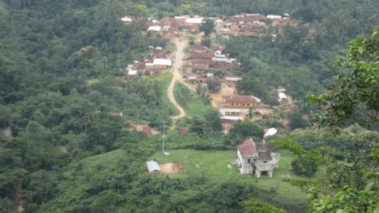 Un site touristique dans le sud du Togo (crédit photo, PNUD)