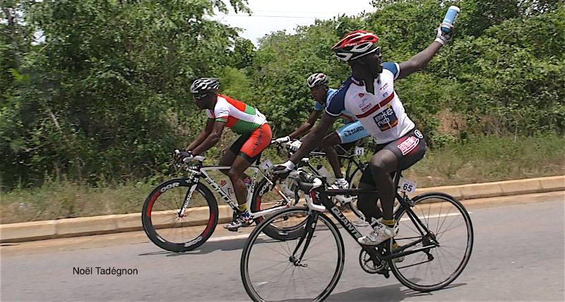 Akanga Raouf sur le tour du Bénin