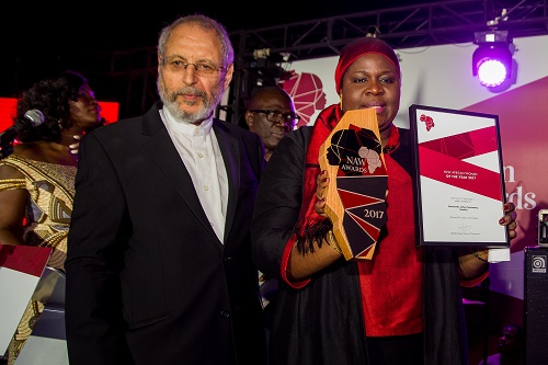 Gambienne Fatoumata Jallow-Tambajang