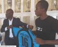 Football: le gardien Bassa Djéri entame une carrière professionnelle