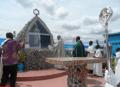 Dapaong: Une grotte mariale dédiée au pèlerinage des fidèles