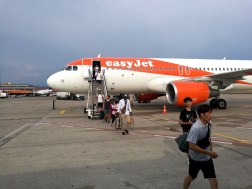 Airport Berlin Tegel TXL - Easy Jet