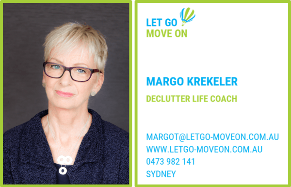 contact declutter and change expert