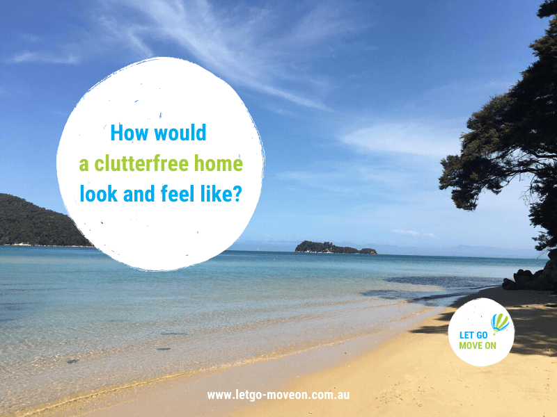 Blog Post - How would a clutterfree home look and feel like