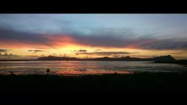 three sisters sunset, Murioch