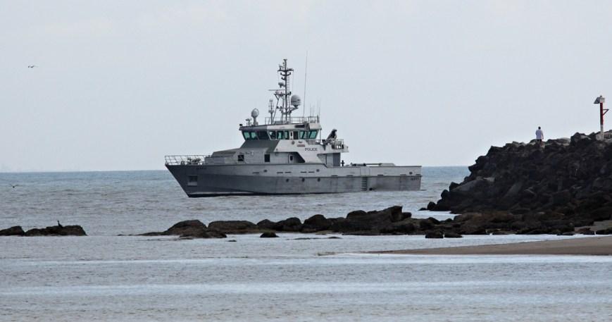 Police-Boat